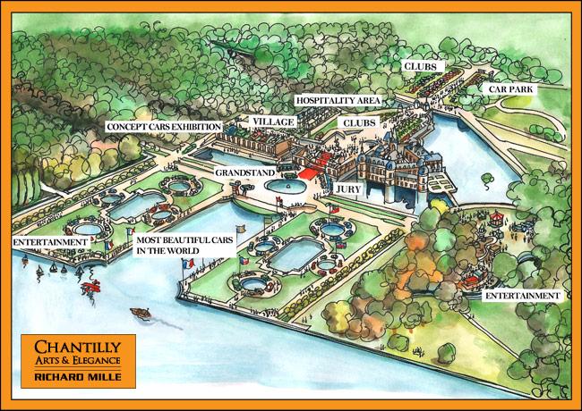 Plan jardin anglais fabulous historique with plan jardin for Jardin anglais chantilly
