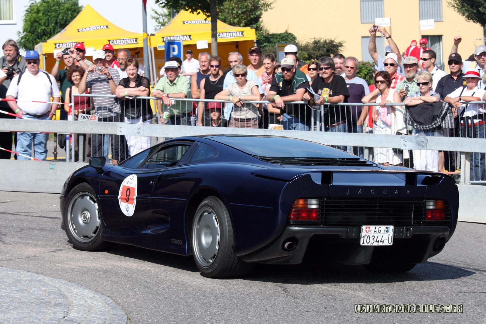 exotic-cars - J - Jaguar XJR