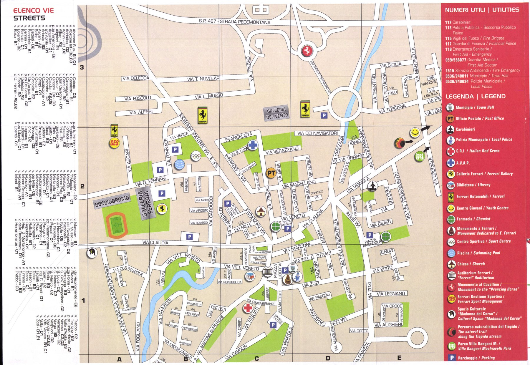 The ultimate travel guide to maranello before you go any further you may wish to print those maps from the tourist office gumiabroncs Gallery