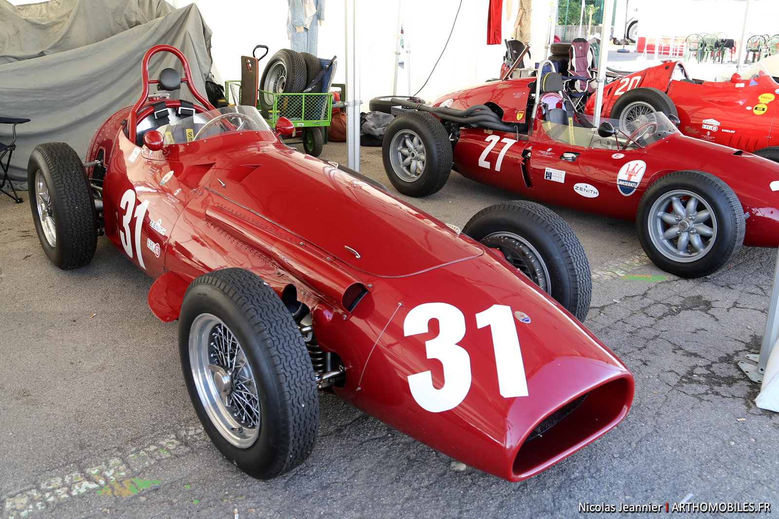 mes rencontres avec les maserati 250f ch ssis par ch ssis. Black Bedroom Furniture Sets. Home Design Ideas